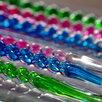Красивая зубная щётка с мягкой щетиной по цене 200₽ - Зубные щетки, фото 4