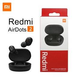 Наушники и Bluetooth-гарнитуры - Наушники Xiaomi Redmi Airdots 2 оригинал, 0
