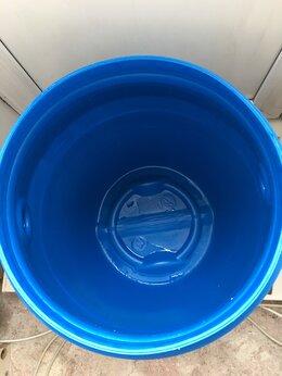 Бочки - Бочка полиэтиленовая пищевая 48 литров, 0