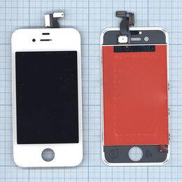 Дисплеи и тачскрины - Дисплей для iPhone 4S в сборе с тачскрином (LT)…, 0