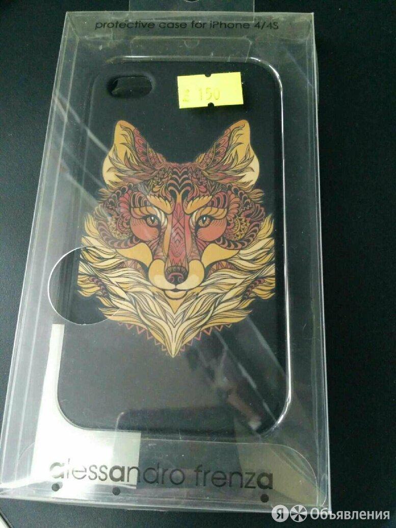 Чехол защитный IPhone 4/4s по цене 150₽ - Чехлы, фото 0