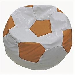 Кресла-мешки - Кресло мяч 1100 экотекс оранжевый, 0