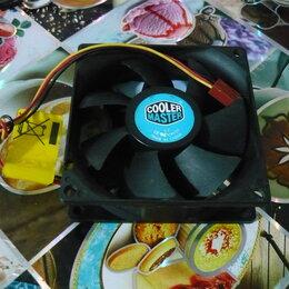 Кулеры и системы охлаждения - Кулер процеccорный, 0