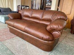 Диваны и кушетки - диван кожаный Венеция, 0