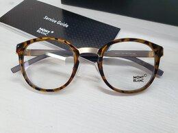Очки и аксессуары - Оправа мужская Mont Blanc / 537 очки дисконт, 0