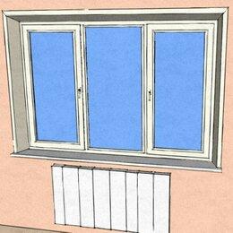 Окна - Пластиковые окна 2100 X 1350, 0