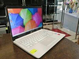 Ноутбуки - Белоснежный ноутбук HP Pavilion 14, 0