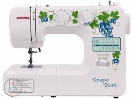 Швейные машины - Швейная машина Janome Grape 2016, 0