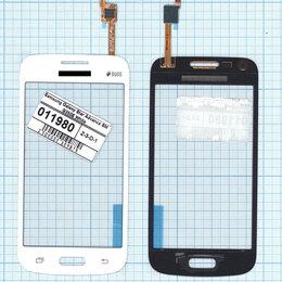 Дисплеи и тачскрины - Тачскрин, стекло для Samsung Galaxy Star Advance SM G350E white, Диагональ 4.3, , 0