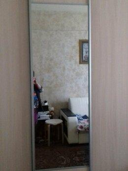Шкафы, стенки, гарнитуры - шкаф платяной с зеркалом  трех  раздвижными…, 0