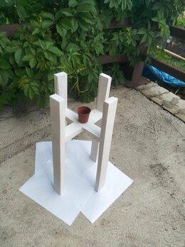 Горшки, подставки для цветов - Подставка для цветочного горшка, 0