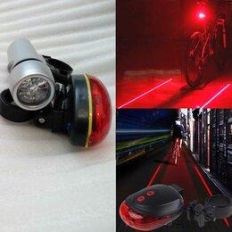 Фонари - Новый комплект фонарей для велосипеда., 0