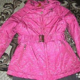 Куртки и пуховики - Продам куртку зимнюю на девочку размер 140, 0