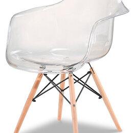 Стулья, табуретки - Кресло FOLK прозрачное, 0