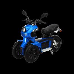 Самокаты - Электробайк Doohan iTank 4200W (синий), 0
