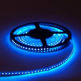 Светодиодные ленты - Светодиодная лента Синяя 12В, 5 метров 9,6 Вт/м,…, 0
