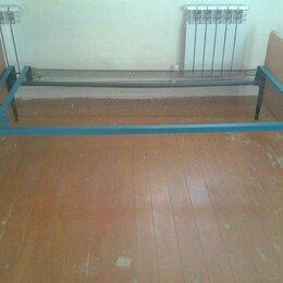 Кровати - Кровать металлическая. Б/у., 0