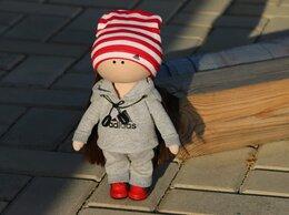 Куклы и пупсы - Куколка ручной работы в спортивном костюме,…, 0