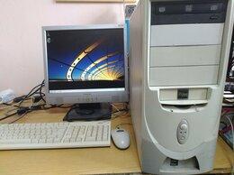 Настольные компьютеры - Полностью рабочий, хороший вариант для дома и учеб, 0
