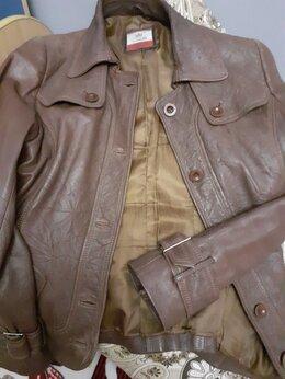 Куртки - Куртка,кожа, 0