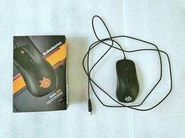 Мыши - Мышь проводная SteelSeries Rival 300, 0
