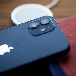 Мобильные телефоны - iPhone 12 mini Blue 256gb новые Ростест, 0