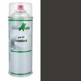 Аэрозольная краска - Спрей RAL 8019, 0