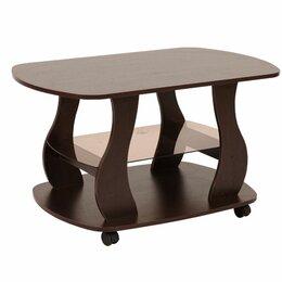 Столы и столики - Стол журнальный Барон 2 (дуб млечный), 0