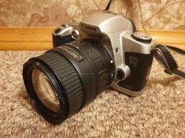 Фотоаппараты - Canon EOS 500N Фотоаппарат + объектив+сумка, 0