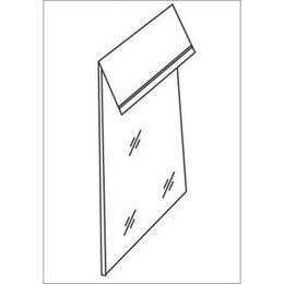 Пакеты - Пакет упаковочный п/п со скотч клапаном 30мкр…, 0