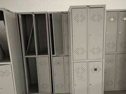 Шкафы, стенки, гарнитуры - Шкафы металлические, 0