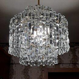 Люстры и потолочные светильники - Хрустальная люстра, 0