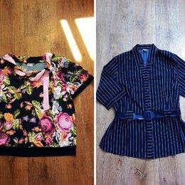 Блузки и кофточки - Блузки 52-54, 0