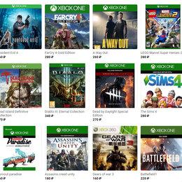 Игры для приставок и ПК - Более 104 игр на Xbox one, 0