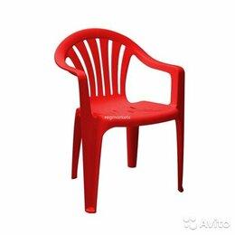 Стулья, табуретки - кресло пластиковое, 0