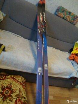 Беговые лыжи - Лыжи Atomic twincar новые, 0