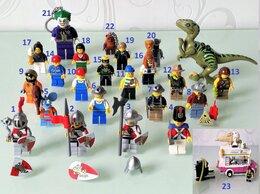 Игровые наборы и фигурки - Лего Lego фигурки из различных серий, брелки,…, 0