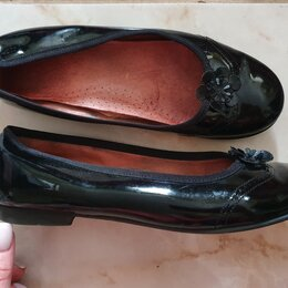 Балетки, туфли - TNY балетки лакированные 35 22.5 см , 0