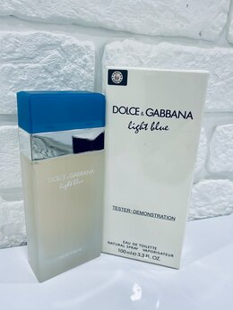 Парфюмерия - Dolce&gabbana Light Blue в тестере 100 мл, 0