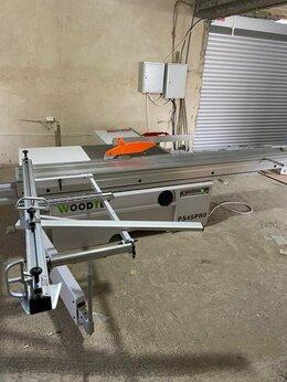 Форматно-раскроечные станки - Форматно-раскроечный станок WoodTec PS 45 PRO, 0