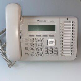 Системные телефоны - Panasonic KX-NT543RU - IP телефон, белый. Б/у в наличии, 0