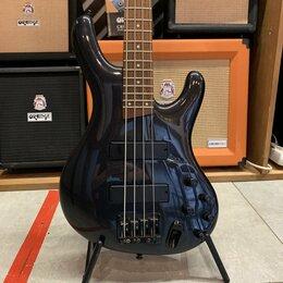 Электрогитары и бас-гитары - Бас-гитара Ibanez EDB 600 PJ Grey Korea 2000s, 0