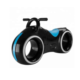 Электромобили - Беговел Star One Scooter - DB002-BLACK-BLUE, 0