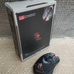 Мыши - Игровая беспроводная мышка A4Tech Bloody R8, 0