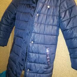 Куртки и пуховики - Удлинённая куртка. Зима, 0