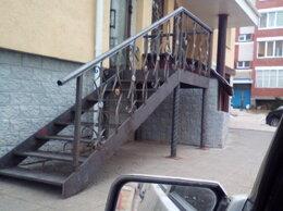 Лестницы и элементы лестниц - входные группы, лестницы,перила любой сложности , 0