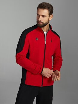 Спортивные костюмы - Мужские спортивные костюмы хлопковые красные…, 0