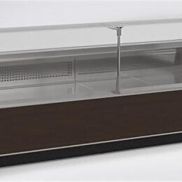 Холодильные витрины - Витрина холодильная Toscana Quadro 1250, 0