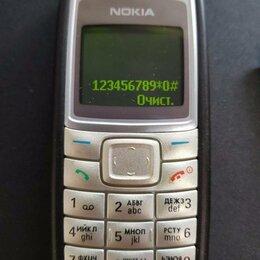 Мобильные телефоны - Новая Nokia 1110 инверсный экран, 0