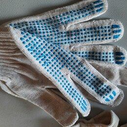 Средства индивидуальной защиты - перчатки строительные, 5-нить. 10 класс прочности, 0